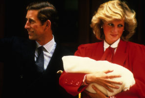 Prince Charles Princess Diana Prince Harry