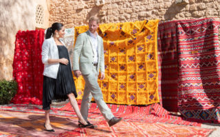 Harry Meghan Morocco