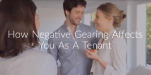 Negative Gearing campaign