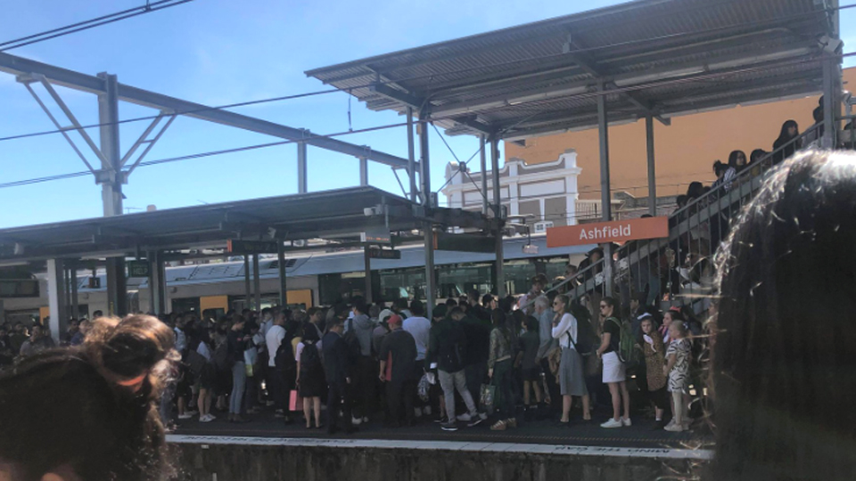 sydney trains redfern