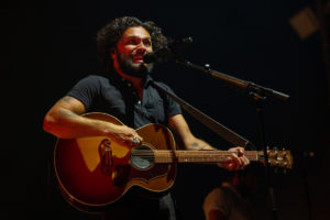 Gang of Youths took to Instagram to ask fans to publicly share their stories. Photo: Getty