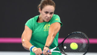 ash barty fed cup