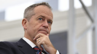Bill Shorten election