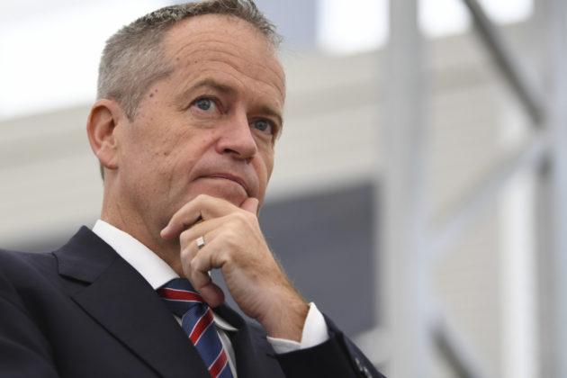Bill Shorten election