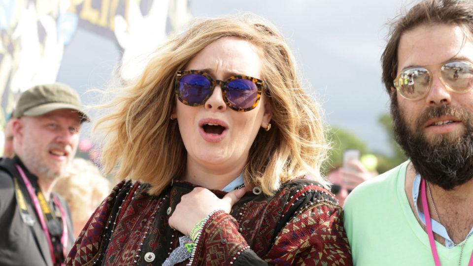 Adele husband split