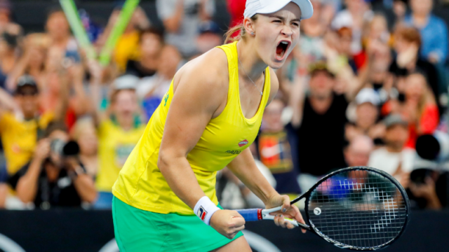 Confident and fit Ashleigh Barty is rarin' to go for the crown at French Open