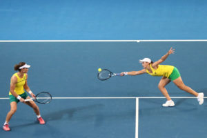 Fed Cup success for Australia