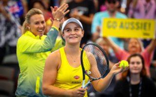 australian Fed Cup success
