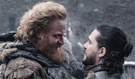 Jon Snow Tormund Game of Thrones
