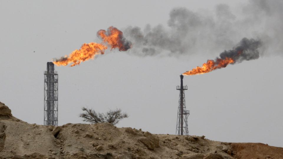 iran oil ban