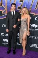 Colin Jost Scarlett Johansson