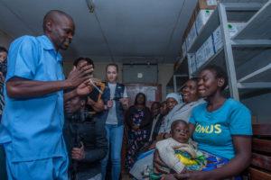 malaria malawi kids vaccine