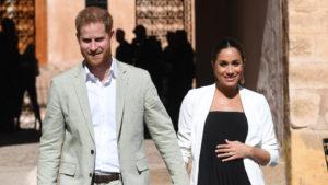 Prince Harry Meghan Markle Morocco
