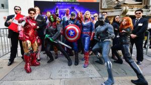 Fans Avengers: Endgame