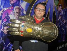 Avengers fan El Capitan theatre