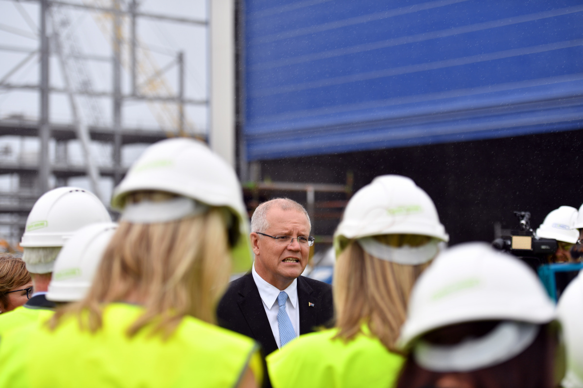 Morrison won't match Labor on childcare costs | The New Daily
