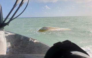 torres strait crew capsize