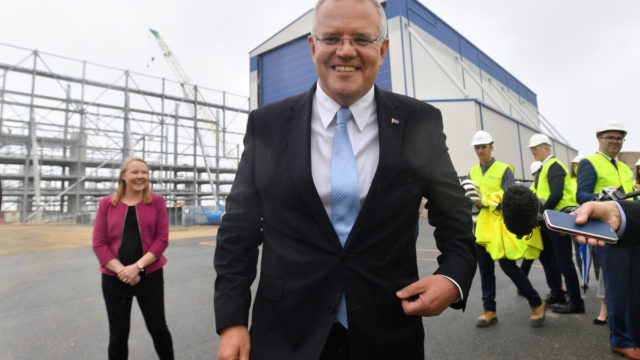 Trump is almost as happy as Morrison about Coalition victory