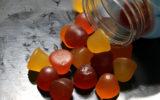 vitamin gummies bottle