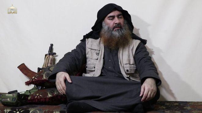 islamic State Baghdadi