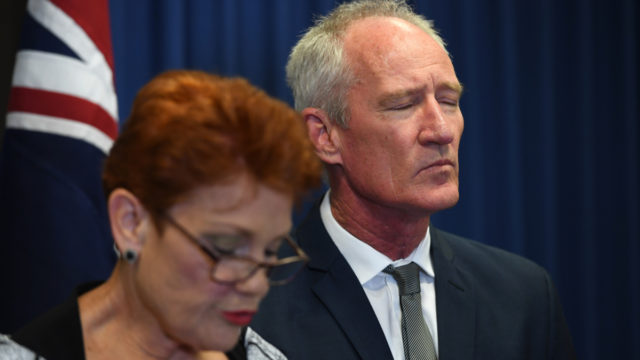 Government warned Nine network over explosive One Nation expose