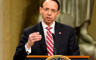 rod rosenstein quits