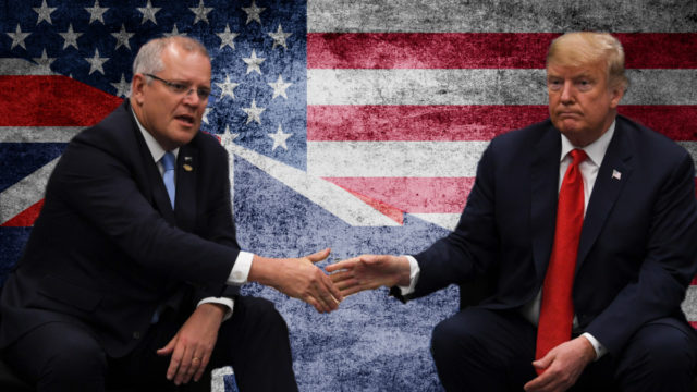Morrison denies he was 'bullied' by Trump in 'abomination' phone call