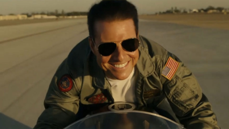 Tom Cruise Top Gun coronavirus