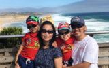 Angie Suryadi family