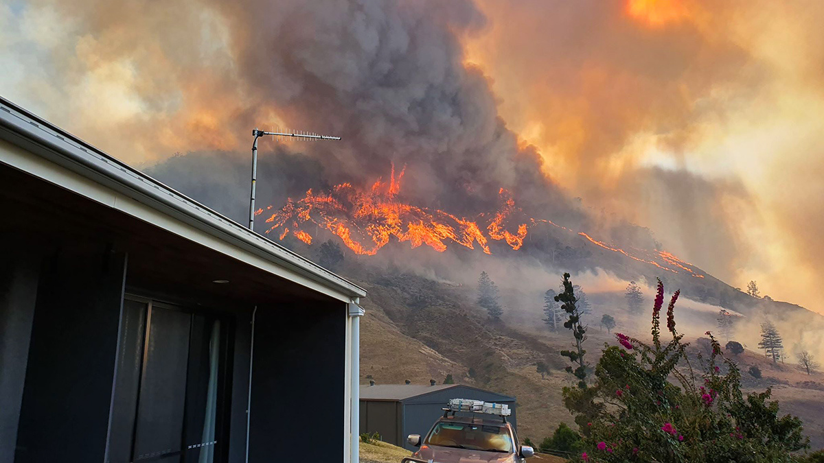Fire season has well and truly arrived and hundreds of homes have already been lost.