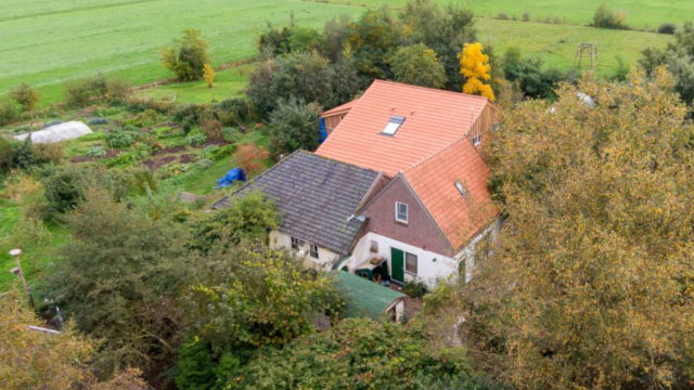 Dutch police arrest father of family held in farm basement