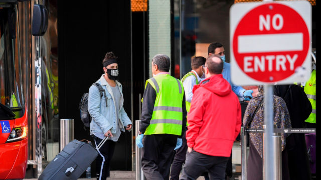 Vic hotel quarantine to be 'thing of past'
