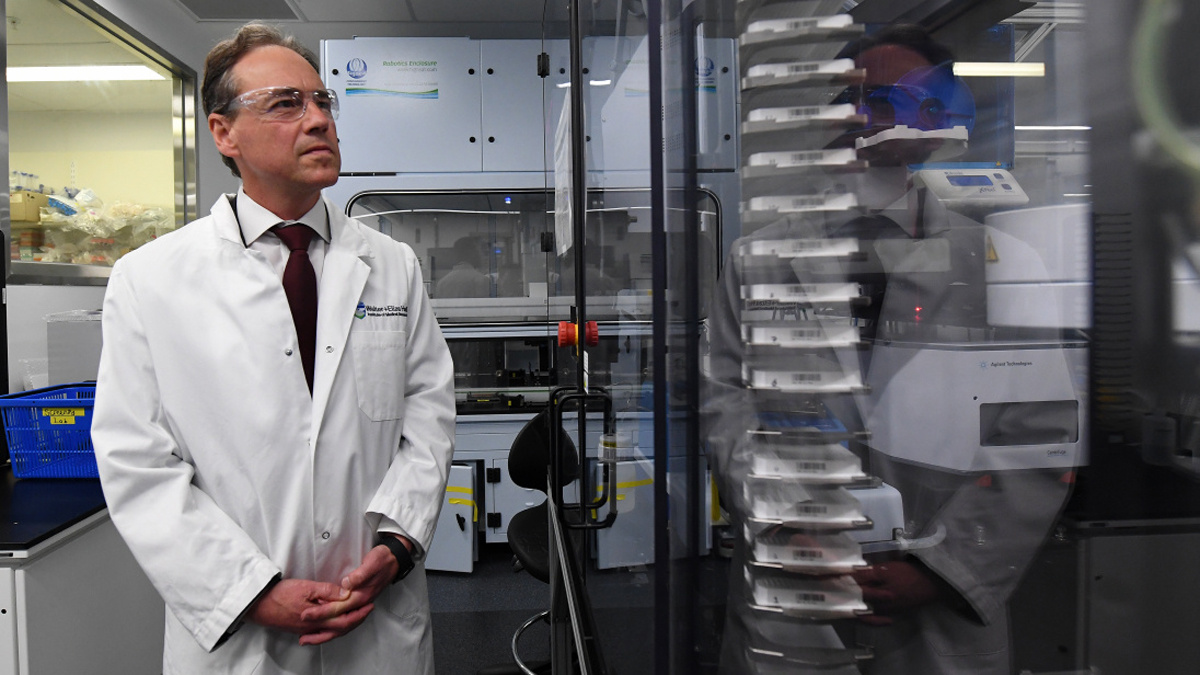 Vaccine rollout progress