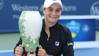 ash barty US open