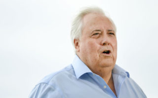 clive palmer fraud charge