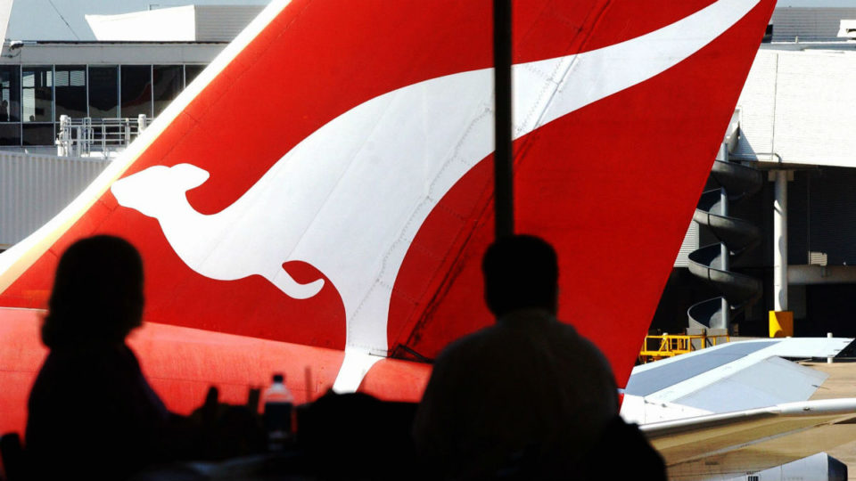 qantas head office