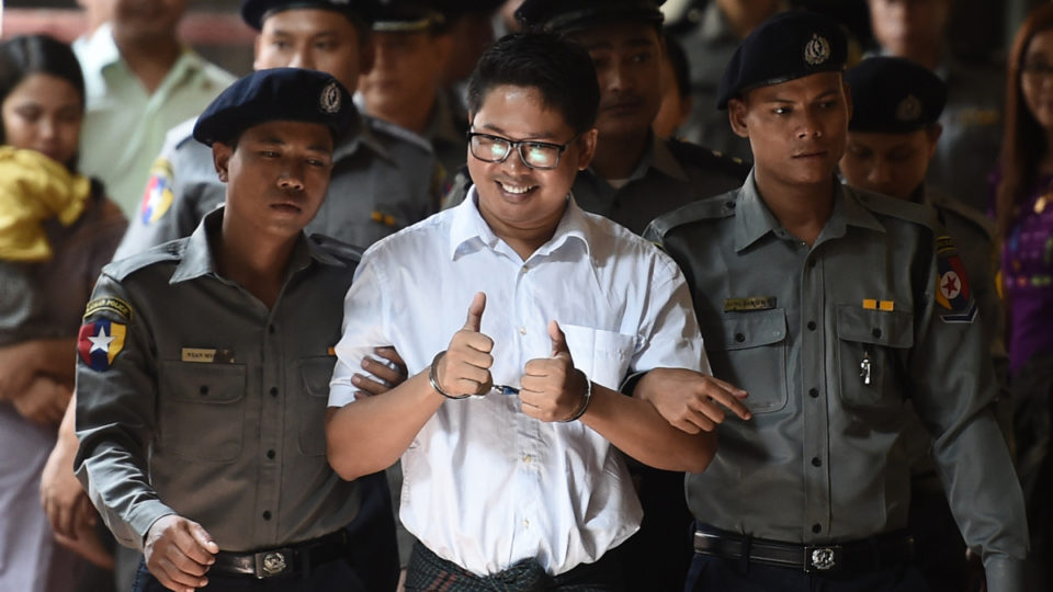 myanmar prisoners amnesty