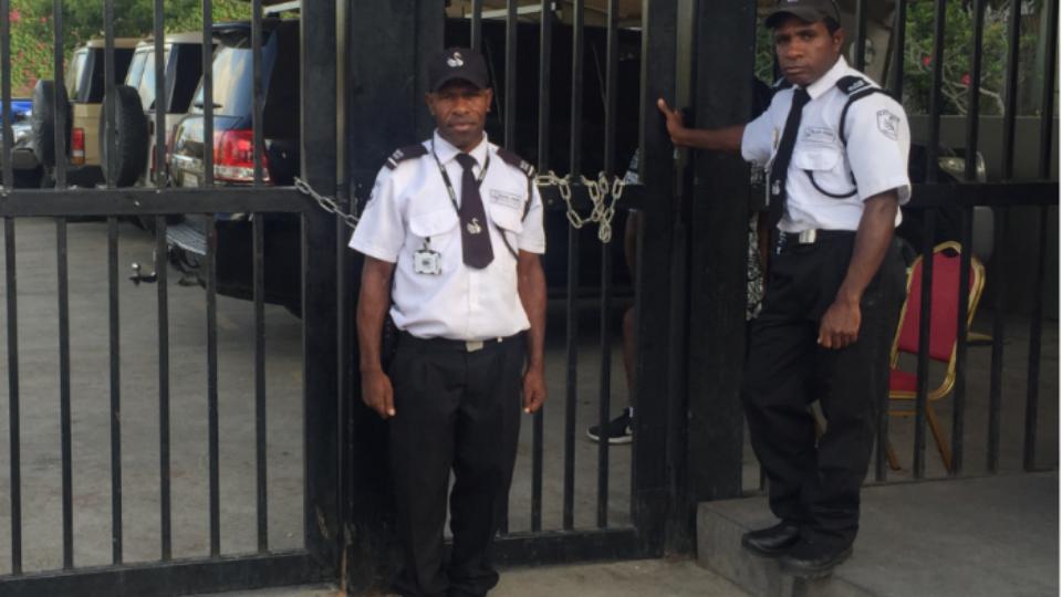 PNG unrest