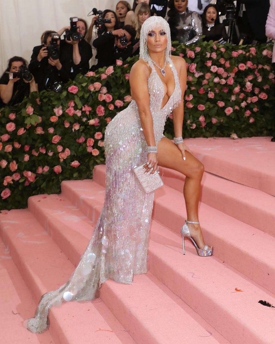 Jennifer Lopez 2019 Met Gala