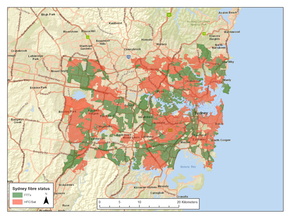 We have been cheated': Australia's biggest cities dudded with