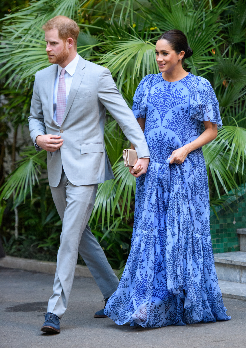 Sussexes Morocco