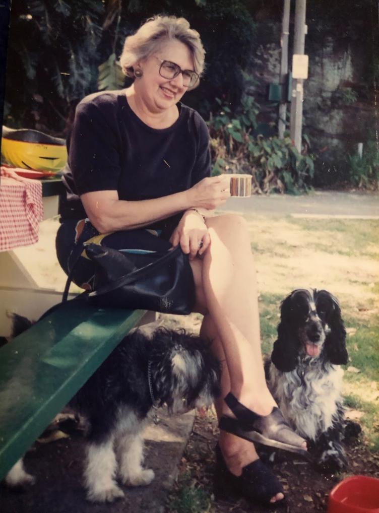 Heather Nicholls dog Danny