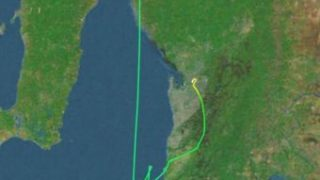 flight-map-adelaide