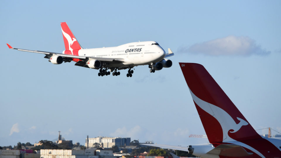 Why diverted Qantas flights could be a good sign for Australian safety