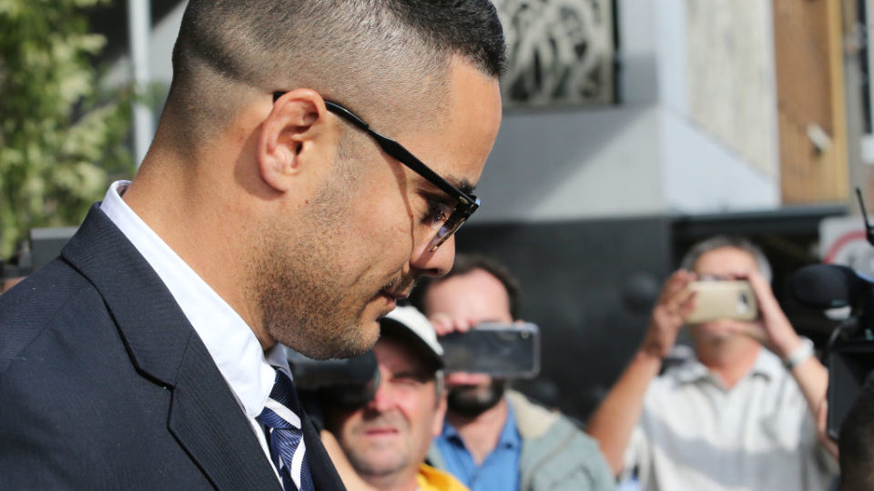 52147eeca30 Former league star Jarryd Hayne hit with second sexual assault charge