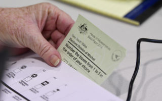 early vote delay election result
