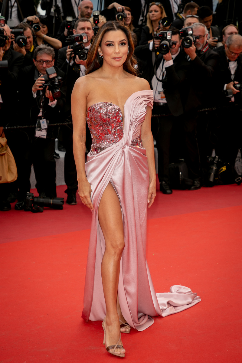Eva Longoria Cannes May 14