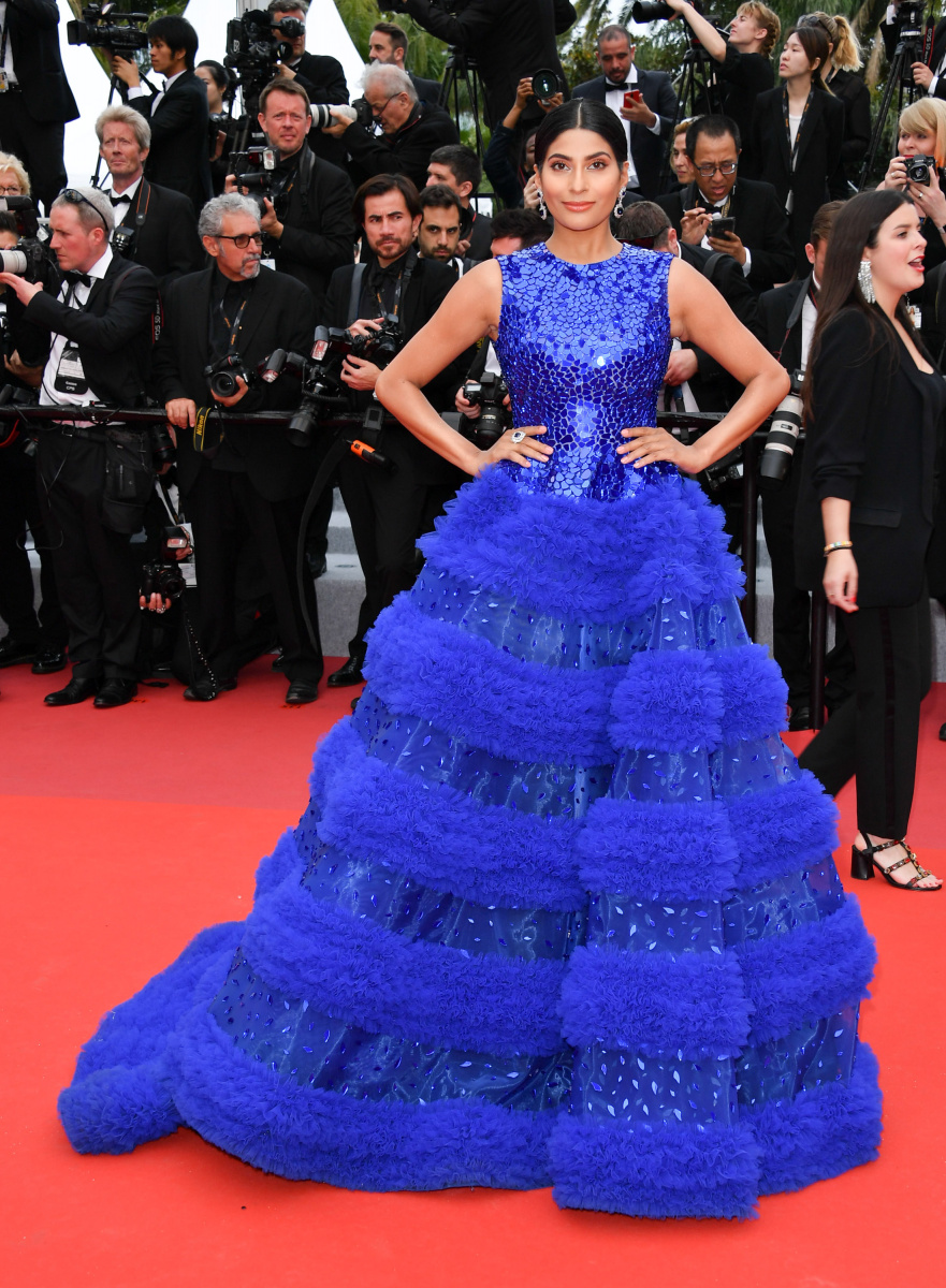 Farhana Bodi Cannes May 14
