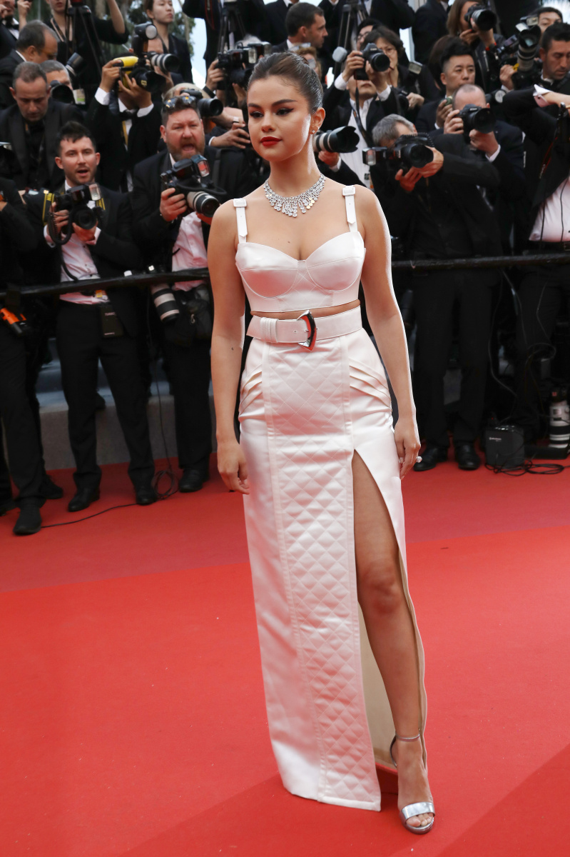 Selena Gomez Cannes May 14