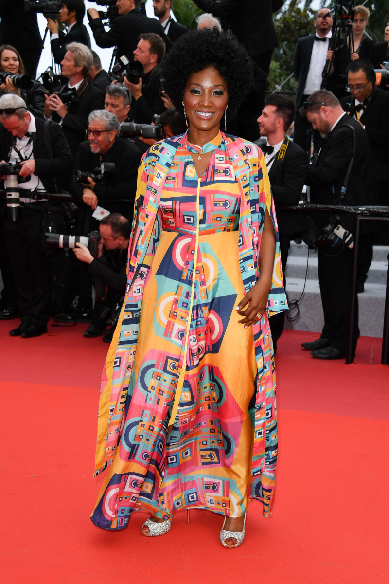 Yolanda Ross Cannes May 14